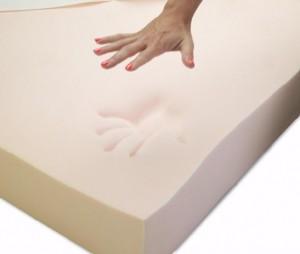 memory foam molding characteristics