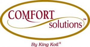 comfort solutions by king coil