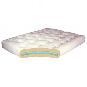 cotton and foam futon mattress