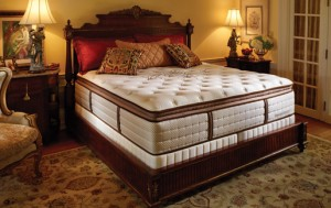 Stearns and Foster Lux Estate mattress