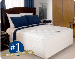 Serta Hotel mattress program