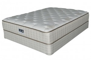 sertapedic mattress with plush comfort option