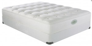 natural care latex mattress by simmons