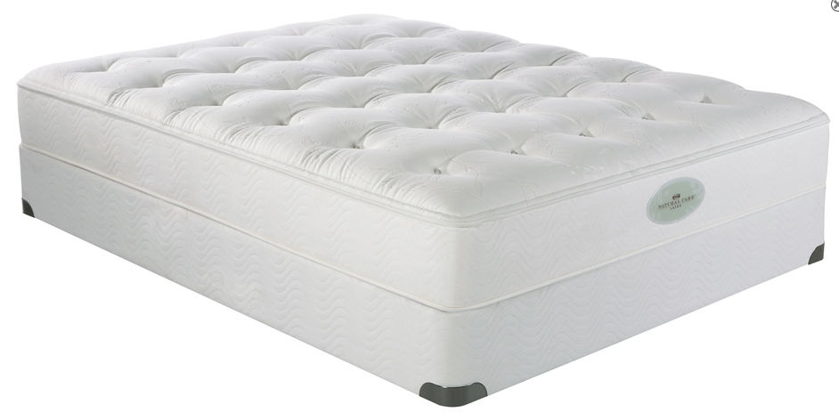 Simmons Natural Care Latex Mattress