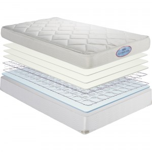 simmons for kids slumbertime mattress