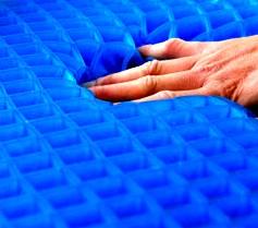 intelligel used in gel mattresses