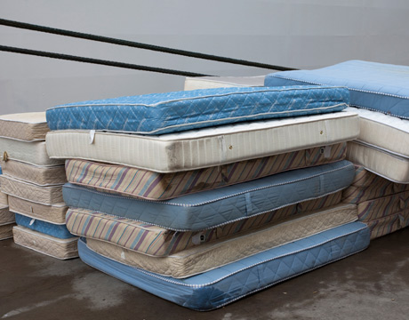 recycle as a way of getting rid of your old mattress