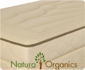 natura starlight children's mattress