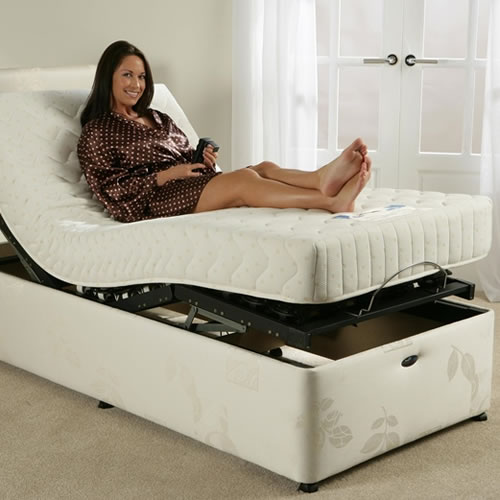 Adjustable Beds That Raise And Lower : Sleep apnea limiting it s affects with an adjustable mattress