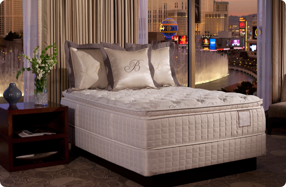 Bellagio Furniture And Mattress Store: Bellagio At Home Mattress Brings New Luxury From Serta