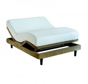 iComfort mattress with motion perfect adjustable foundation